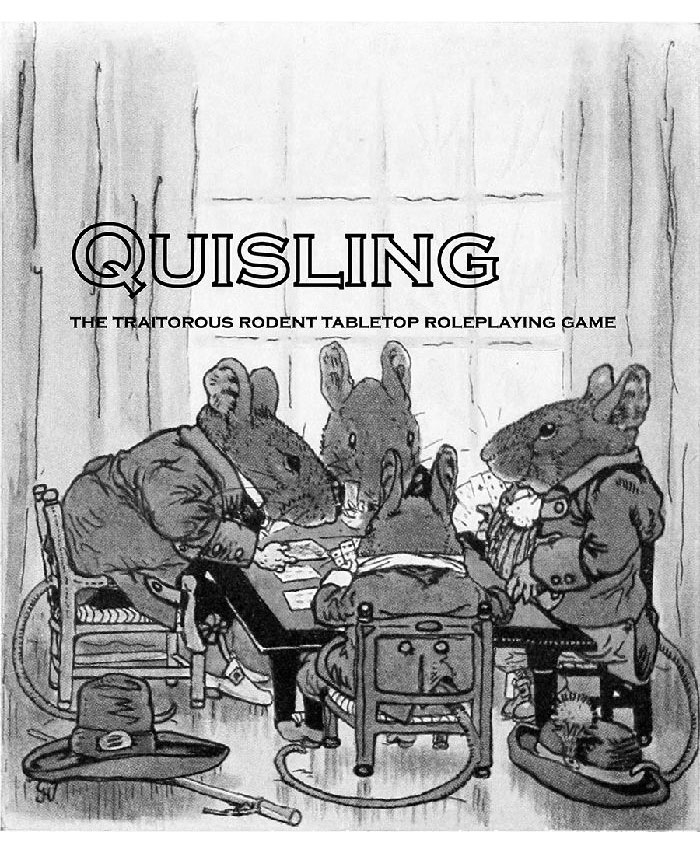 Quisling Cover